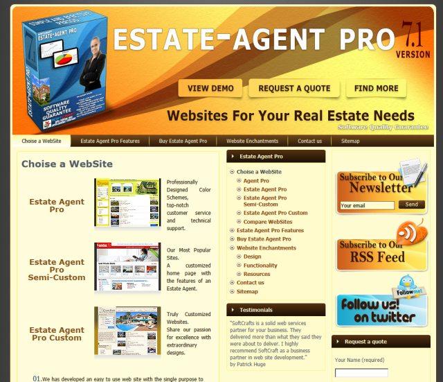 Estate Agent Pro